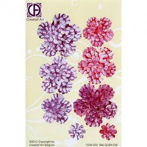 Floral Background Paper (STL039-002)