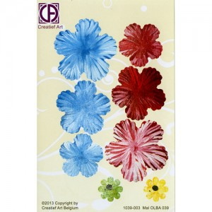 Floral Background Paper (STL039-003)