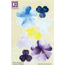 Floral Background Paper (STL040-004)