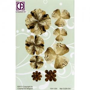 Floral Background Paper (STL041-004)