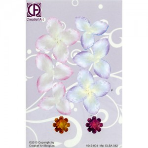 Floral Background Paper (STL042-004)