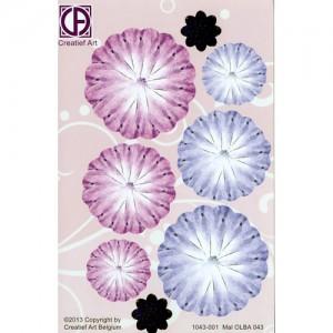 Floral Background Paper (STL043-001)