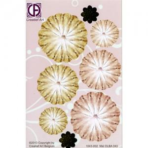 Floral Background Paper (STL043-002)
