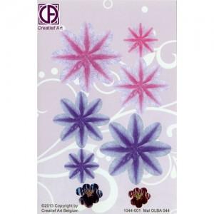 Floral Background Paper (STL044-001)