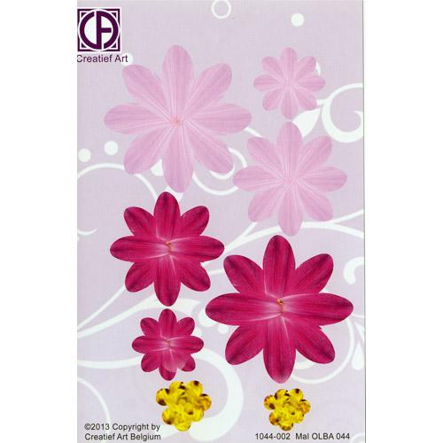Floral Background Paper (STL044-002)