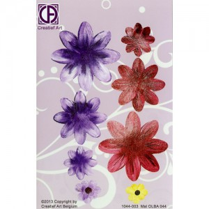 Floral Background Paper (STL044-003)