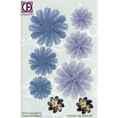 Floral Background Paper (STL045-002)