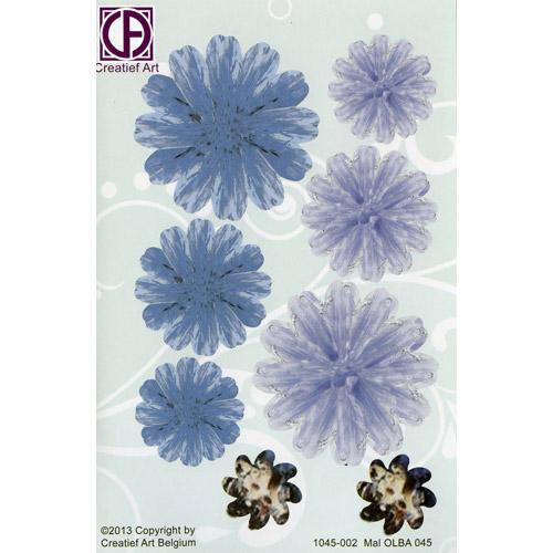 Floral Background Paper (STL045-002)