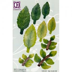 Floral Background Paper (STL046-001)