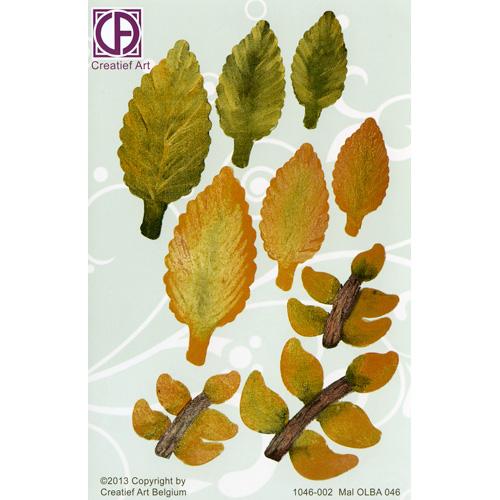 Floral Background Paper (STL046-002)