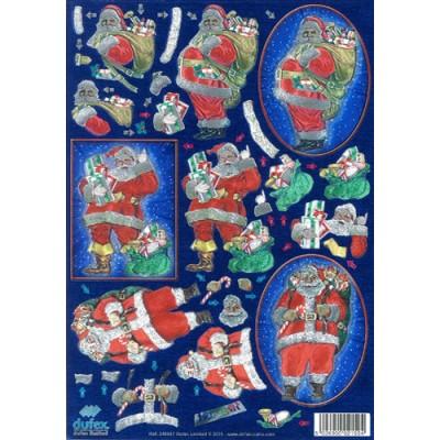 Dufex Christmas Decouapge