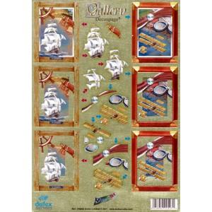 Dufex Foils A4 Die Cut