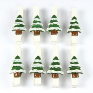 Christmas Tree Pegs