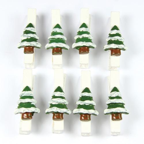 Christmas Tree Pegs