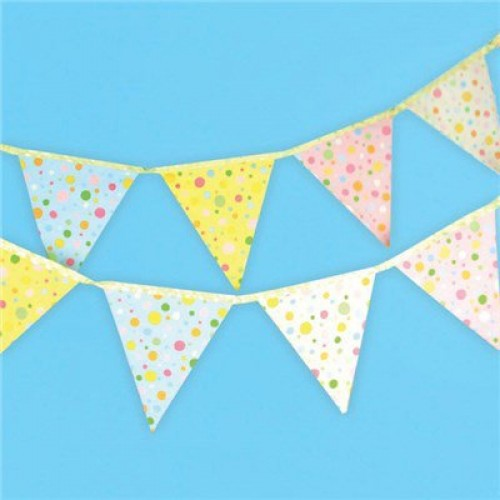 Spring Bunting Pack