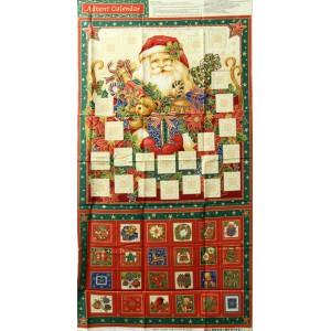Large Santa Advent Calender