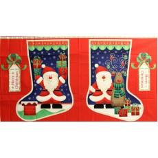 Santa Stocking Advent Calender
