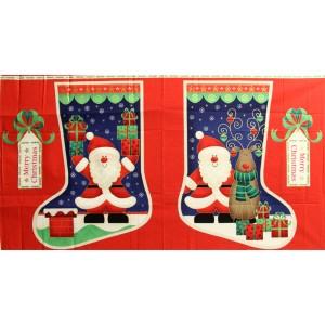 Santa Stocking.