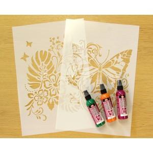 Textile Painting Kit