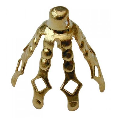 Bell Cap Gold