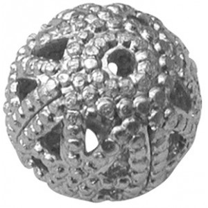8mm Ball Silver
