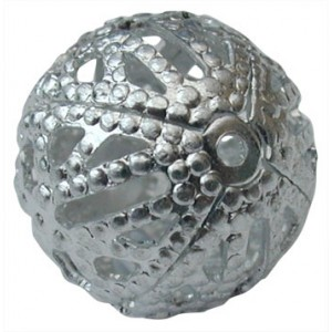 12mm Ball Silver