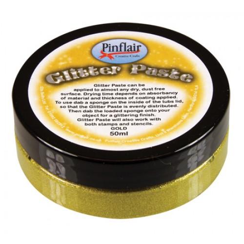 Glitter Paste Gold