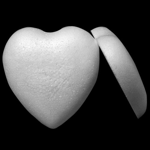 "3 1/2"" (87mm) Half Heart"