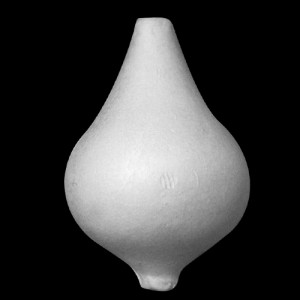 "3 1/2"" (87mm) Pear Drop"