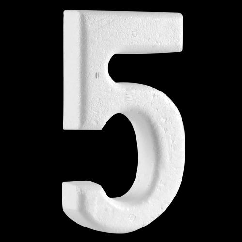 """4"""" (100mm) Number 5"""