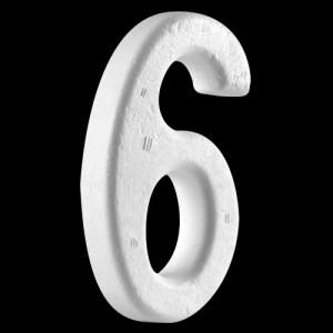 """4"""" (100mm) Number 6"""