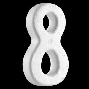 """4"""" (100mm) Number 8"""