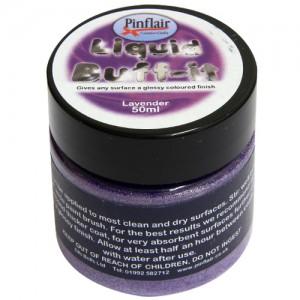 Pinflair Liquid Buff-It Lavender