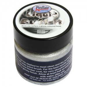 Pinflair Liquid Buff-It Silver