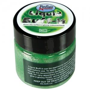 Pinflair Liquid Buff-It Apple