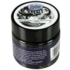 Pinflair Liquid Buff-It Black