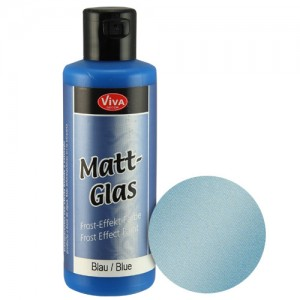 Matt Glass Blue