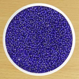 Medium Glass Bead Dark Blue
