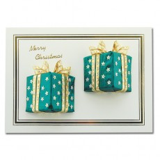 Gift Wrapped Green