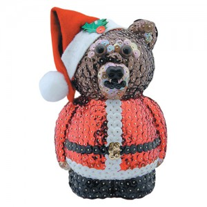 Mr Santa Bear