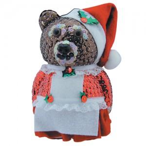 Mrs Santa Bear
