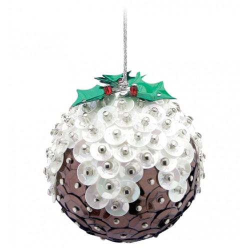 Mini Christmas Puddings