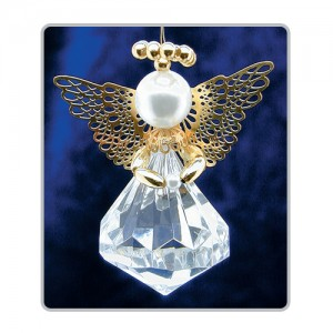 Diamond Cut Angels Gold