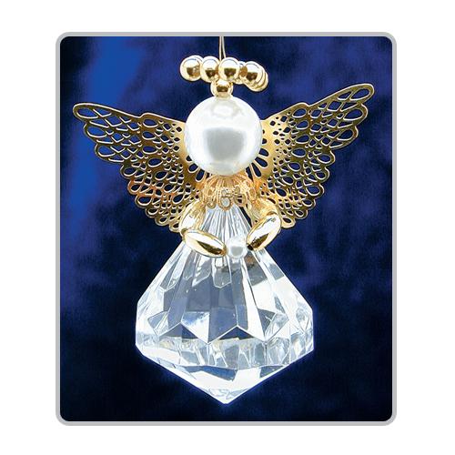 Diamond Cut Angels Gold