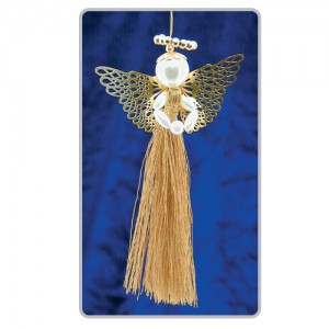 Tassel Angels Gold