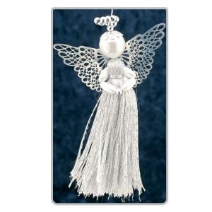 Tassel Angels Silver