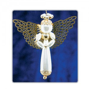 Pearl Drop Angels Gold