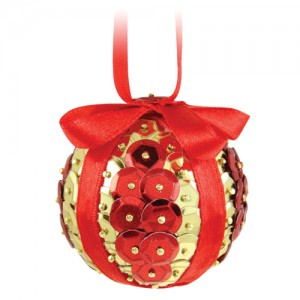 Demo Bauble Red