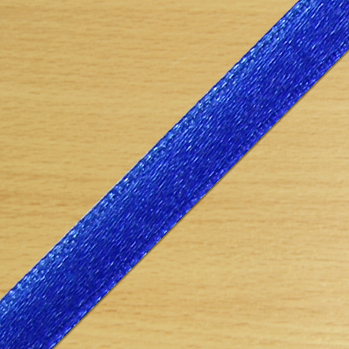 7mm Satin Ribbon Royal Blue
