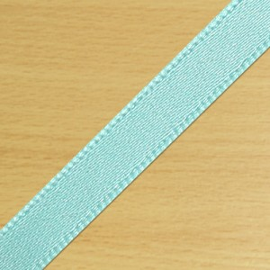 7mm Satin Ribbon Teal